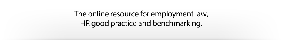 The online resource for employment law, HR good practice and benchmarking.